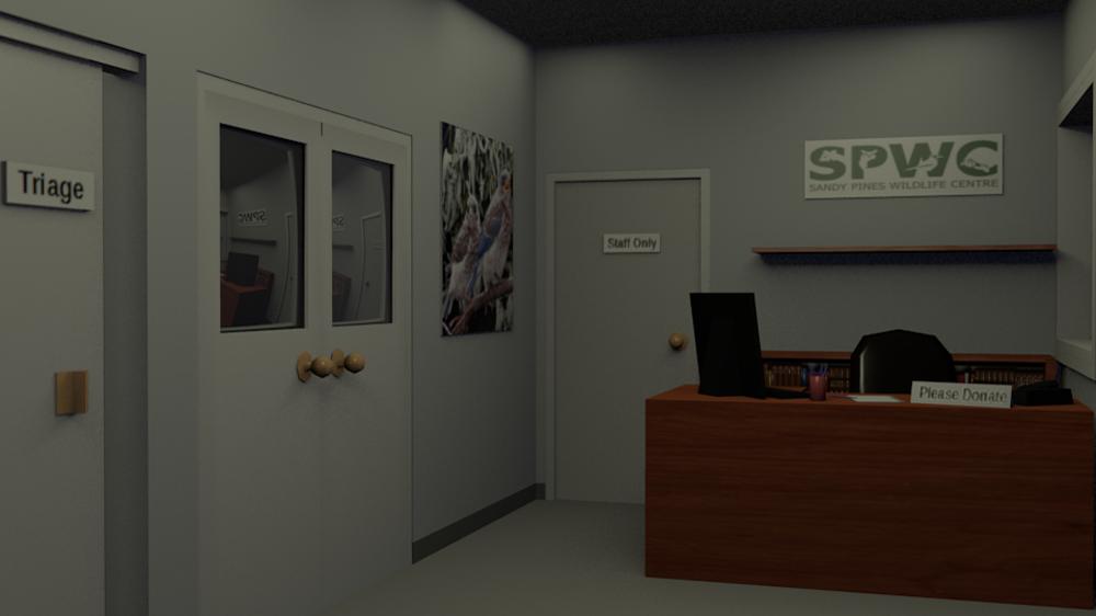 SPWC Reception